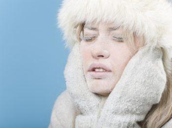 Orticaria o allergia al freddo?