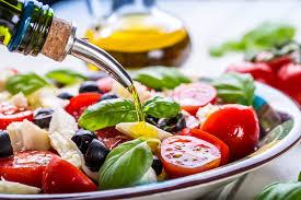 dieta mediterranea, alimenti principali