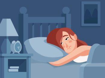 Insonnia: cause e trattamenti