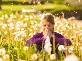 Fexofenadina Cloridrato: antistaminico utile in primavera