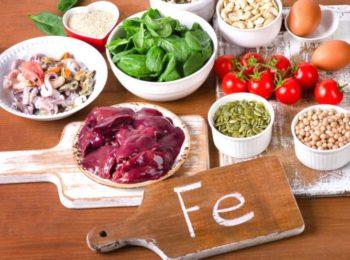 Anemia: l'alimentazione può aiutare