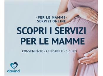 davinci servizi mamme