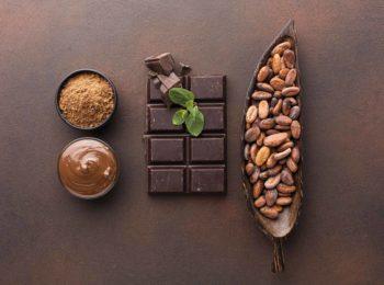 Chimica, storia ed effetti del cioccolato
