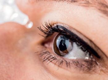 L'occhio secco: che cos'è e come trattarlo