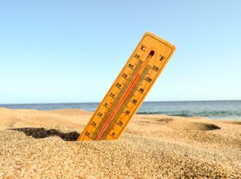 Caldo estivo e cali di pressione: come comportarsi
