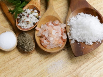 Il sale nella dieta