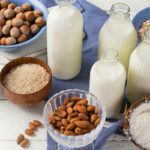 Bevande vegetali sostitute del latte vaccino